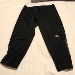 Adidas cropped legging